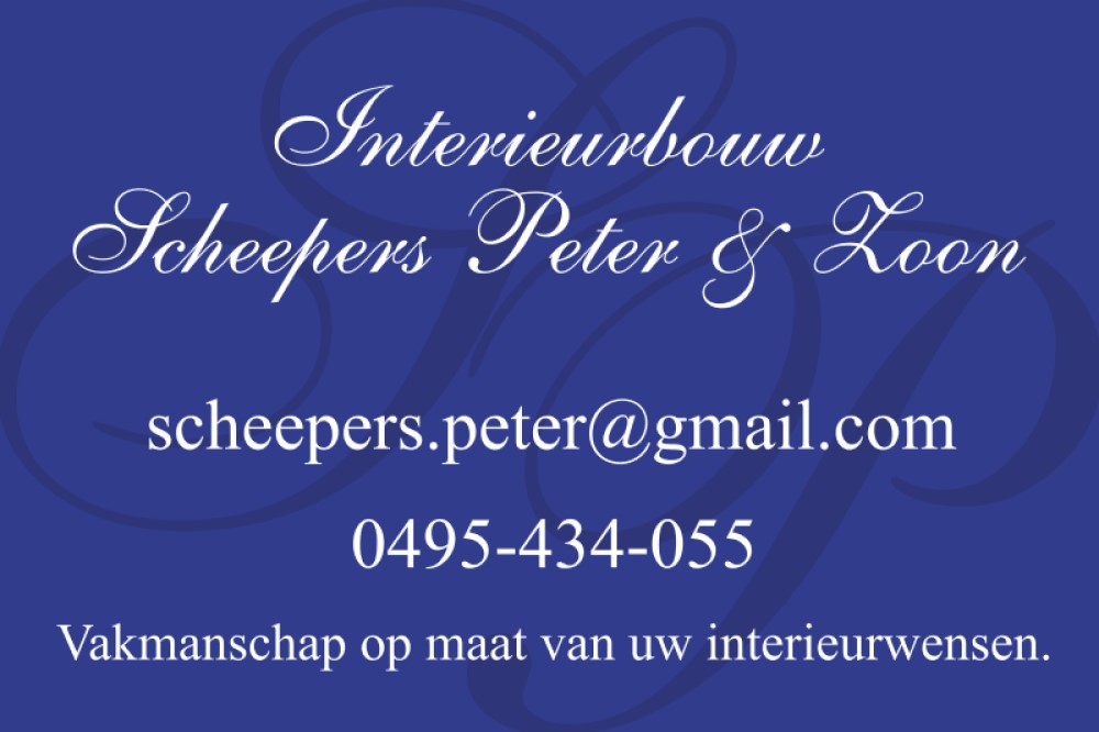 Scheepers Peter